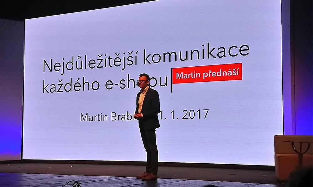 martin brablec prednášajúci