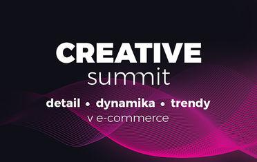 Pripravte sa na CREATIVE summit, ktorý budete chcieť zažiť